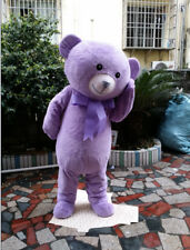 Parade Teddy Bear Costumes Mascot  Party Cosplay Adult Festival Outfit Dress New