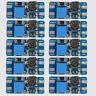 10x MT3608 DC-DC 2V/24V to 5V/9V/12V/28V 2A Netzteil Step Up Spannungsregler