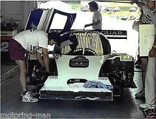 SILK CUT JAGUAR xjr9 xjr11 fotografie 6 1989 1000km Brands Hatch Corpo del motore