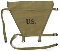 WWII US M1928 HAVERSACK COMBAT FIELD PACK TAIL-OD#3