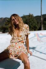 Spell and the Gypsy Sayulita Mini Dress Sunflower Size XL SOLD OUT