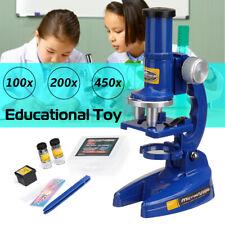 School Monocular Educational Toy For Kids Children Biological Microscope