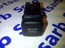 Saab 9-5 Panel De Panel De Control Botón noche instrumento Lightning de 2006 - 2010 12768424