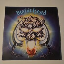 MOTORHEAD - OVERKILL - 2008 UK LTD. EDITION 3-LP SET COLOR VINYL NEW AND SEALED