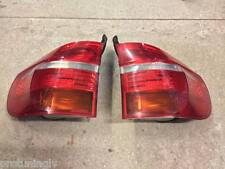 BMW E70 X5 07-10 OE OUTER Tail Rear Lights SET Taillights Genuine OEM back xm M