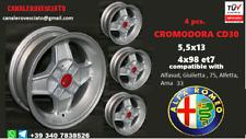 Cerchi Cromodora Alfa Romeo 33 75 Alfasud Alfetta Gulietta llantas jantes wheels