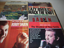Lot 8 Bobby Darin LP vinyl EXCELLENT You're the Reason/That's All/25thDay of Dec