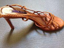 Sandales Ralph Lauren T. 40,5 (7,5 UK)