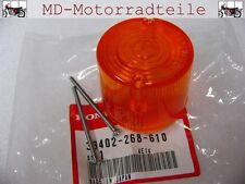 Honda CB 750 Four K0 K1 K2 Blinkerglas incl. Schrauben Lens, winker incl. Screws