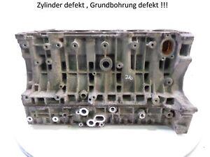 Engine block is Defective Ford Focus II DA 2.5 ST petrol HYDA
