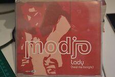MODJO - LADY (HEAR ME TONIGHT) (4 tracks + video CD single)