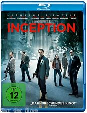 INCEPTION (Leonardi DiCaprio, Michael Caine) Blu-ray Disc NEU+OVP