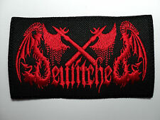 BEWITCHED  EMBROIDERED  PATCH