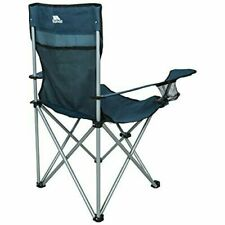 Trespass Camping Outdoor Foldable Chairs/Loungers - Blue