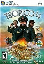 Tropico 4  (PC, 2011) brand new and factory sealed