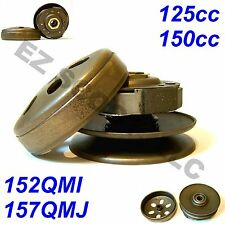 REAR SCOOTER CLUTCH GY6 150CC CHINESE SCOOTER 4STROKE ROKETA PEACE BMS SUNL TANK