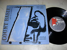 """10"""" COUNT BASIE AND HIS ORCHESTRA Blue Star Norman Granz French Press."""