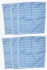 6 x Das Blaue Wunder Brillant mit Bambusfasern 30cm x 30cm für Fenster , Möbel