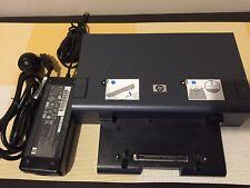 HP HSTNN-IX02 Adv. Port Replicator inc DVD drive+HSTNN-HA01 135W power pack