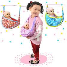 Popolare Marsupio Zaino Per Bambole Con Cinghie Per Bambole Da 14-18 Pollici