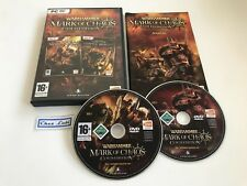 Warhammer Mark Of Chaos - Gold Edition - PC - FR - Avec Notice