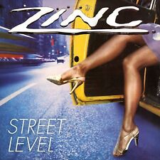 Zinc – Street Level  New cd  2015 Release with bonustracks  Jacques Fred Petrus
