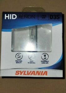 Brand New Sylvania HID Xenon D3S Headlight D3R OEM Replacement Bulb Free Shippin