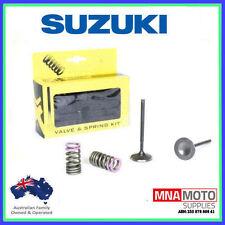 SUZUKI RMZ250 PROX VALVE/SPRING KIT STEEL EXHAUST CONVERSION KIT 2007 - 2015
