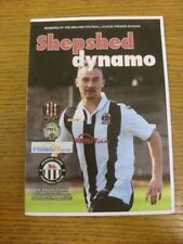 26/08/2017 Shepshed Dynamo v Heanor Town  . Thank you for viewing this item avai