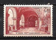France 1944 Yvert n° 661 neuf ** 1er choix