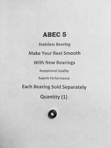 Shimano Thunnus 12000F  RD8470 ABEC5 Stainless Line Roller Bearing 4x8x3 #06