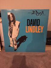 David Lindley - El Rayo X - Asylum - Hear Samples!