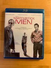 Blu-ray | Matchstick Men - Nicolas Cage - Sam Rockwell