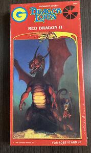 Grenadier Dragon Lords Red Dragon II - SEALED 9602