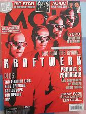 Mojo Magazine 192 November 2009 Kraftwerk Big Star AC/DC Yoko Ian Brown Air Kurt
