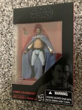 "Star Wars Hasbro Black Series 3.75"" Walmart Exclusive Lando Calrissian"