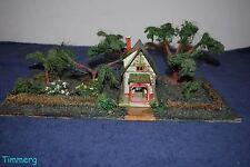 Lionel Trains 913 Landscaped Illuminated Bungalow Vintage **