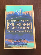 Murder at San Simeon by Patricia Hearst & Cordelia Frances Biddle Signed 1st/1st