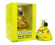 ** KIDS ** Angry Birds YELLOW Bird 1.7 oz Eau De Toilette EDT Spray, NEW, SEALED