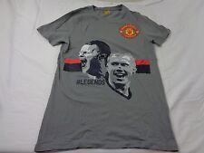Vintage Manchester United #Legends Men's T-shirt Size Large