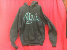 NOS VINTAGE ALVA SWEATSHIRT SZ LARGE BMX FREESTYLE RACING