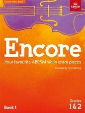 ABRSM Encore Violin Book 1: Grades 1-2