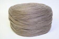 9kg Fine Colour Merino Wool 19.5mic top roving spinning felting Natural Brown
