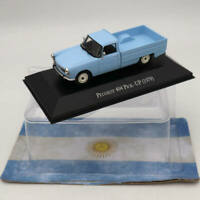 IXO Peugeot 404 1979 Pick UP Blue 1/43 Diecast Models Limited Edition
