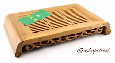Graceful Volume  Bamboo Chinese Gongfu Tea Table Serving tray 40*22cm L02