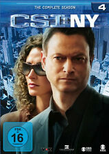 6 DVDs * CSI : NY - DIE KOMPLETTE SEASON 4 # NEU OVP §