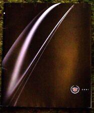 2001 Cadillac Seville Brochure 01