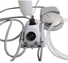 Dental Portable Turbine Unit Work with Air Compressor Water Handpiece Syringe 4H