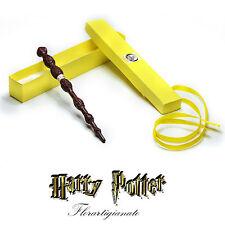 Bacchetta Magica di Sambuco Harry Potter Ollivander Nuova by Florartigianato