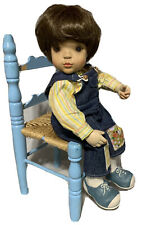 Henry Wood Head Doll by Sarah Kay Produced by Anri of Italy Pose-able Body